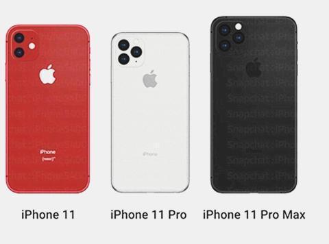 iPhone11配置及价格曝光,iPhone XR首当其冲跌至感人价