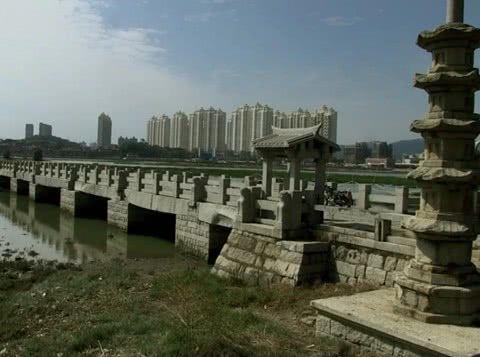中国第一座跨海大桥,历经千年仍然完好,古人的智慧令人敬佩!