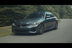 视频:宝马全新一代3系G20 M340i xDrive