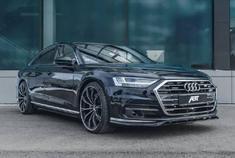 视频:2019 ABT 出品 Audi A8 静态视频欣赏