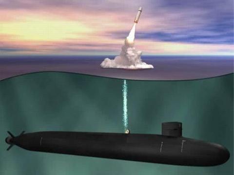 096战略核潜艇可以同时打击144-192个全球战略目标?厉害了