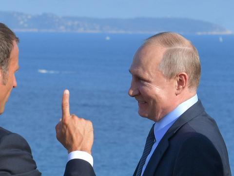 欧洲真的放弃对俄罗斯的敌意吗?别逗了,它无法主宰自己命运