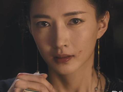 羽衣害博敏克,她喜欢百里景洪,博敏克了结自己,成全她当女王