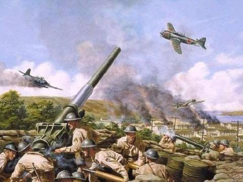 高射炮为什么要在空中爆炸?这跟高炮对空射击技术的进步有关系?