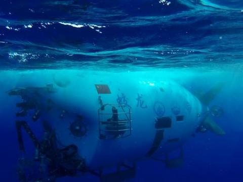 """""""蛟龙号""""深海探测器没有动力装备?科学家用这个办法让它航行"""