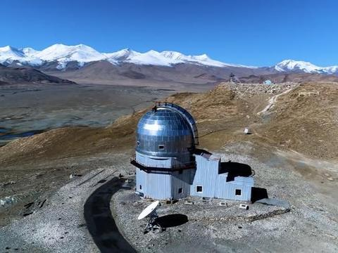 """印度""""小西藏""""上坐落着印度最重要天文台,是观测星空的绝佳去处"""