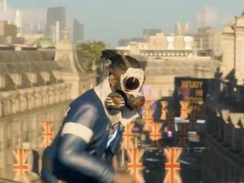 《看门狗:军团》新角色预告 前皇家海军陆战队员参战