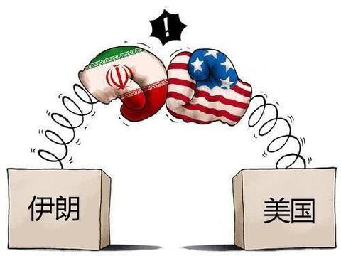 中东小霸王响应东家号召,举兵进入波斯湾,伊朗警告:有来无回