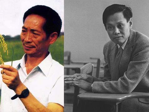 袁隆平和杨振宁两位科学家都有哪些贡献?