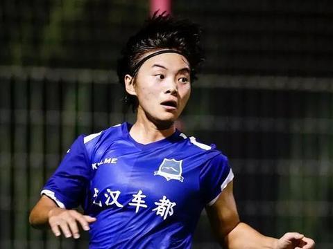 遭广东梅州辉骏女足逆转,王霜:上场后被追两球,有点难受