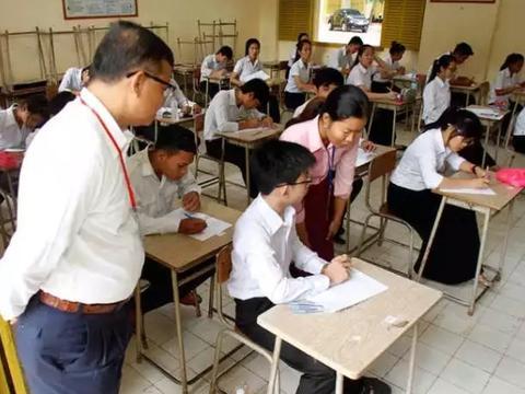 """高考改革,中方援建,柬埔寨教育迎来""""新拐点"""""""