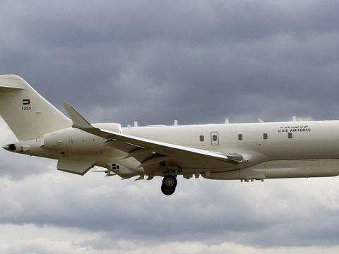 阿联酋接收侦察机,专门用来侦察伊朗,或成美对伊朗动武的风向标