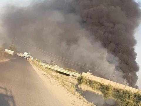亲伊朗民兵:美国和以色列要为连环爆炸负责,虽然我们没找到证据