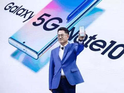 在中国推出首款5G手机,三星电子打响5G第一枪