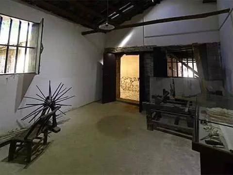 武汉第一村,原来是当年新五师的驻地,如今是风景秀丽的山村