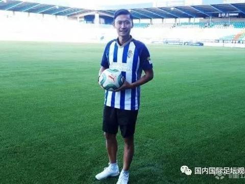 西乙球队主席:签高雷雷是为了中国市场!没规定他必须出场