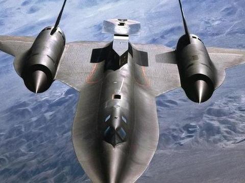 """SR-71""""黑鸟""""侦察机,极限速度可能超过3.3马赫?"""