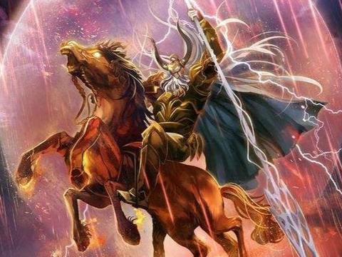 漫威四大拉风坐骑,他的坐骑是自己的父亲,在电影里仍未出现