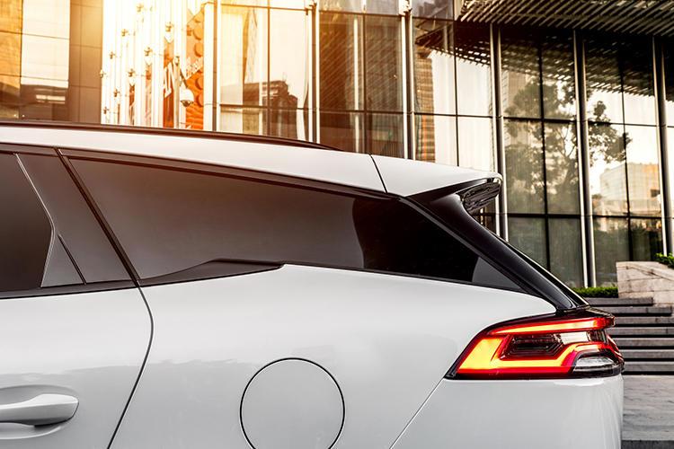 插电混动+四驱!比亚迪唐最新车型实拍图曝光,预计第三季度上市