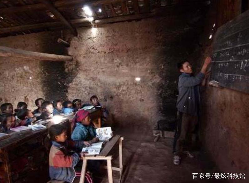 在中国或非洲偏远地区,一台计算机对孩子来说意味着什么