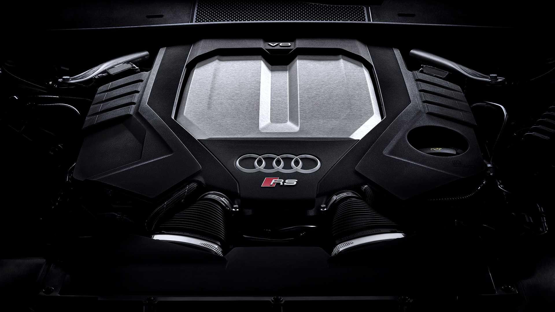 庆贺RS系列25周年 全系一代奥迪RS 6 Avant官图发布