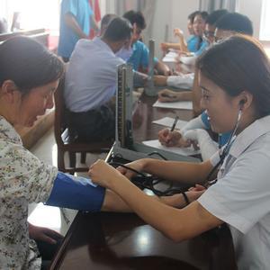 安庆师大:探索常态化开展社区义诊志愿服务