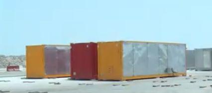 """集装箱变包厢!卡塔尔将打造首座""""可回收""""世界杯球场"""