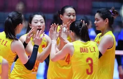 女排比赛预告!今天上午十点半,中国女排打响复赛揭幕战