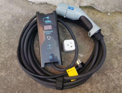 在家充电时跳闸或充电中断,怎么办?