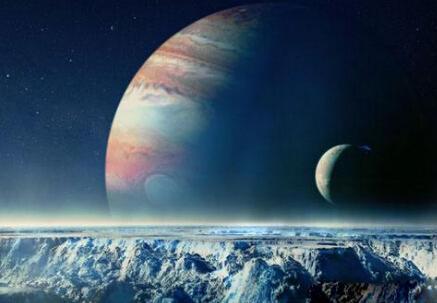 美国科学家发现了木卫二,上面存在外星生命的证据?供能量来源