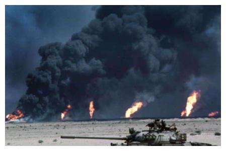 战争到底有多烧钱?看看海湾战争中美军的支出,才知我国多明智