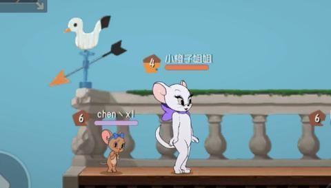 猫和老鼠:雪梨是白猫的克星?同时亲老鼠后