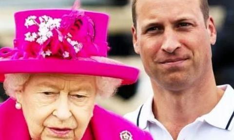 英王室传记作家爆料女王痛处:曾大力培养威廉王子