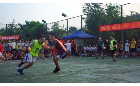 """""""EMBA撸它篮球联盟""""在峨眉发起的这场全民参与活动很精彩!"""