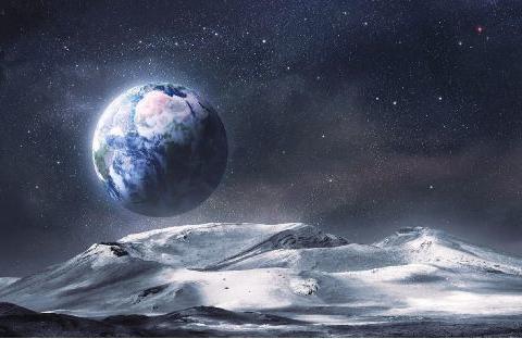 """地球并非太阳系唯一的""""生命摇篮"""",冥王星冰层下发现DNA"""