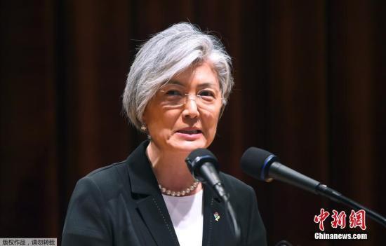 韩外长:因信任问题而不续签韩日军事情报保护协定
