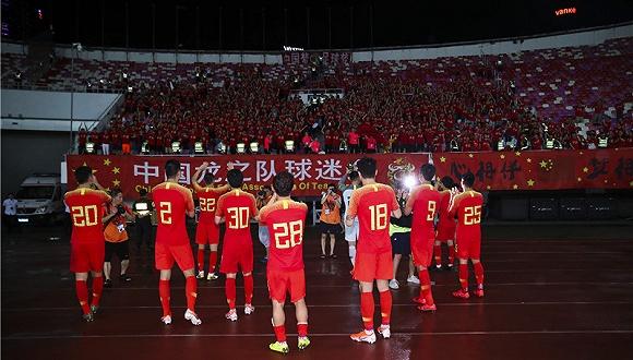 """""""去行政化""""持续推进,中国足球再迎新时代"""