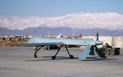 也门反政府武装称击落美军无人机 美军说在调查