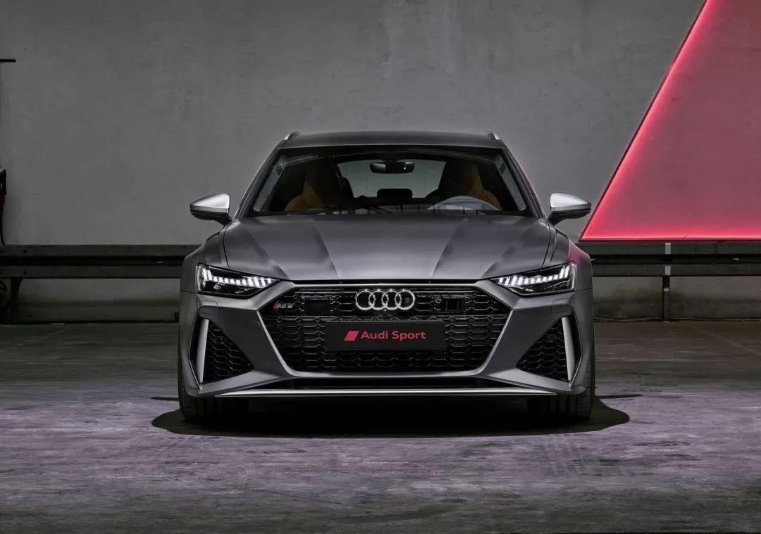 还能怎么强——全新奥迪RS 6 Avant发布!