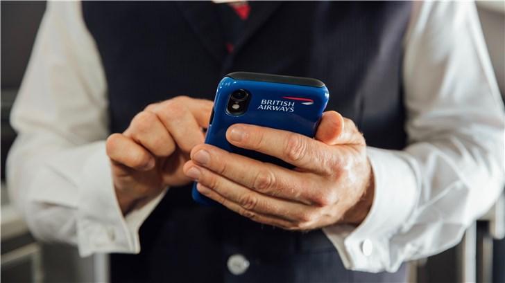 英国航空公司为全体1.5万名机组人员免费提供iPhone XR