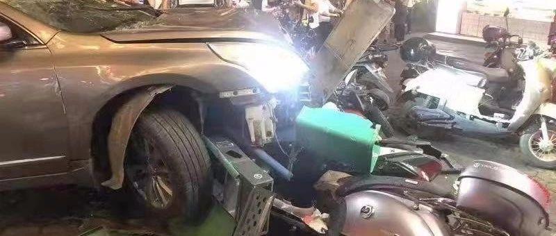 警方通报!东葛葛村路口车祸致2死3伤,肇事司机涉嫌酒驾!