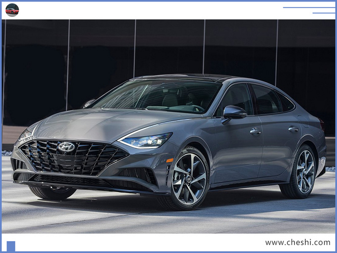 14天后,现代一款全新车型亮相,错不了,喜欢索纳塔的都说好