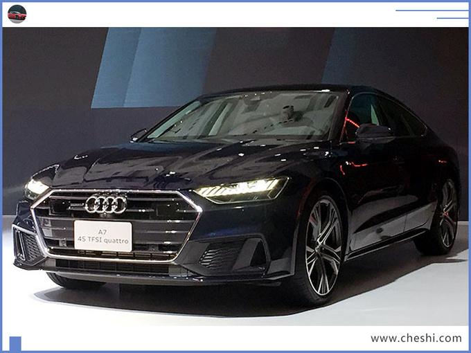 奥迪发布四款新车!奥迪A6开启预售,搭2.0T,后悔奔驰E买早了?