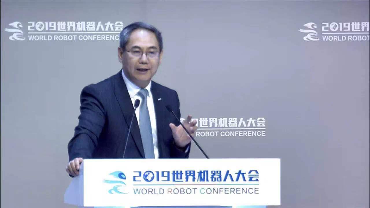 新松机器人创始人:机器人的新时代正在到来