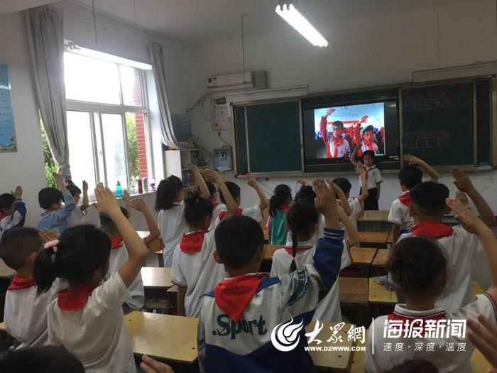 岳程街道办事处南京路明德小学积极做好党建工作