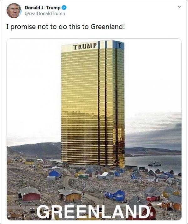 地球那么大 特朗普为什么只想买格陵兰岛?|特朗普