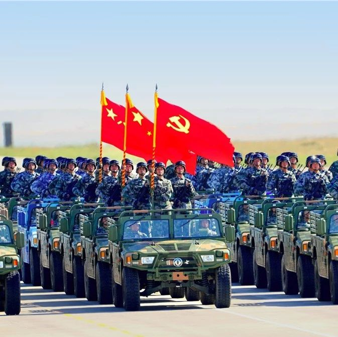 《解放军报》今日起推出特刊庆祝中华人民共和国成立70周年