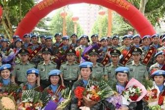 中国赴利比里亚维和医疗分队:用白求恩精神反哺世界