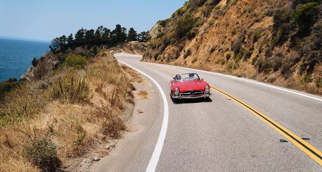 看了这几条公路,你会有计划自驾的冲动