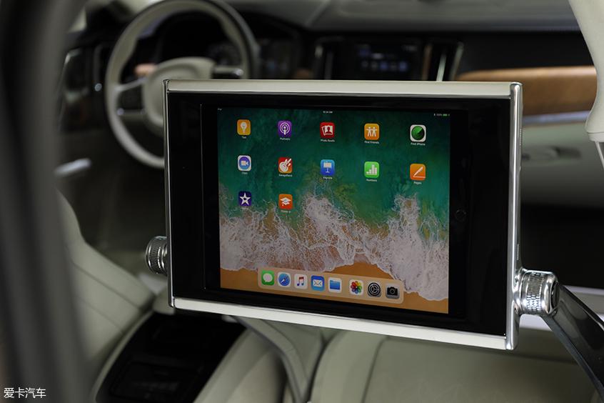 实拍沃尔沃S90 Ambience 感官定义奢华
